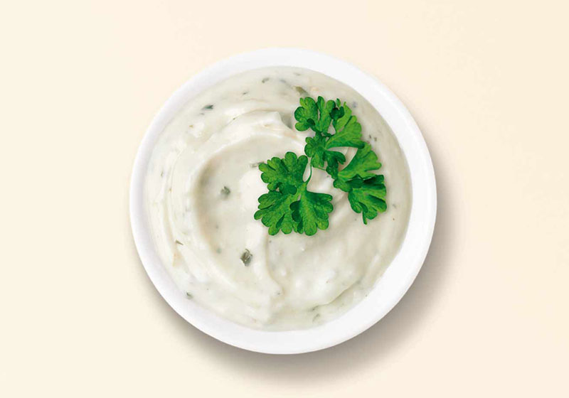 Cream Cheese & Herb Dip