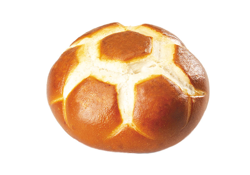 Pretzel Football roll, 70 g