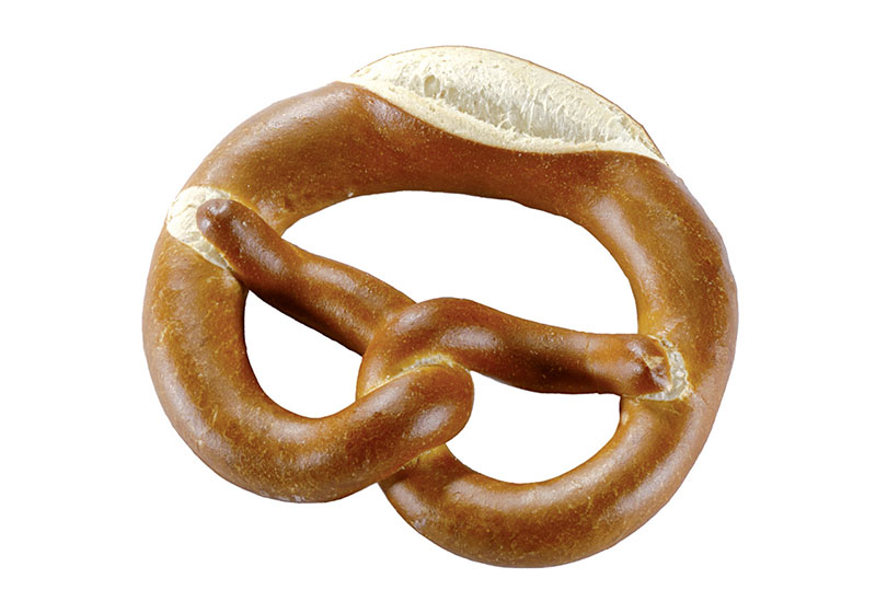 Pretzel filled with salted butter, 79 g